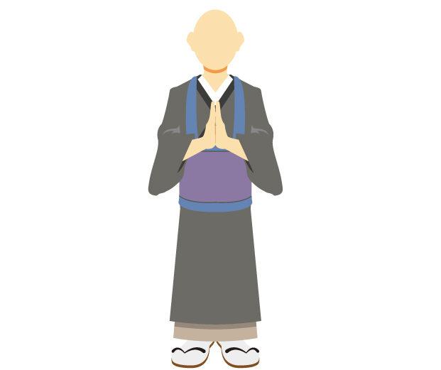 宗教法人住職